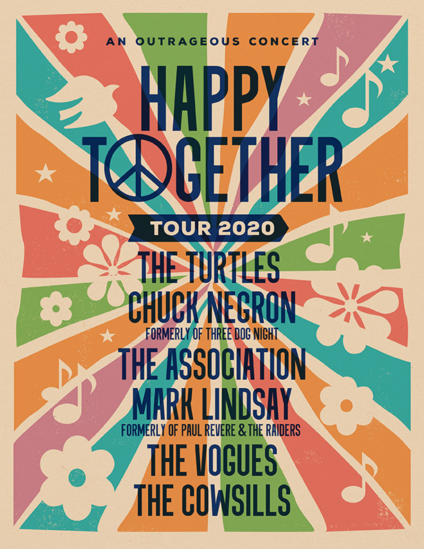 Happy Together Tour - 2020