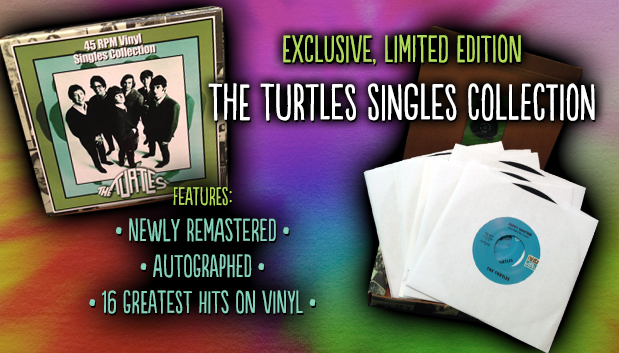 The Turtles SIngles Collection